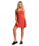 Volcom Women's Easy Babe Dress - Rosewood