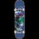 Primitive Skateboarding Paul Rodriguez Eternity Blue Complete Skateboard (8.0in, Blue) 2021