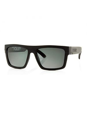 CARVE VOLLEY FLOTING EYEWEAR Matt Black/Grey Polarized
