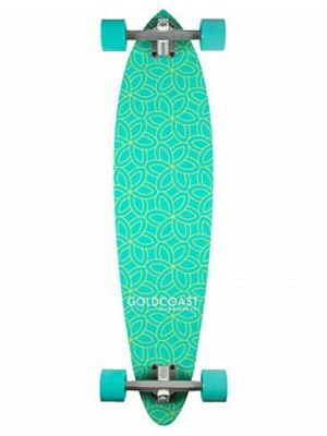 Gold Coast Strokes Pin Tail Longboard 37
