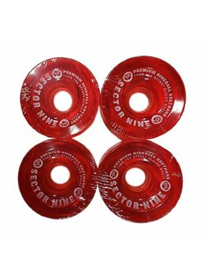 Sector 9 Unisex 74mm 78A Nineball Wheel Set