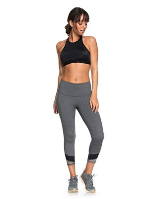 Roxy Women's Mad About You Workout Capri Pant