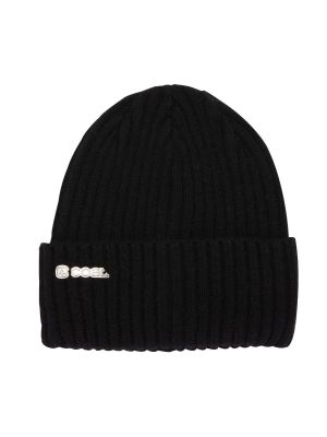 Coal The Greenwater Wool Rib Knit Beanie