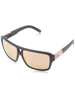 Dragon The Jam Sunglasses -Frame: Matte Black Lens: Rose Gold Ion