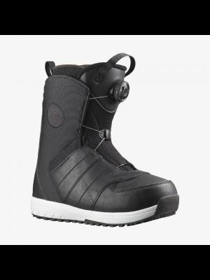 Salomon Launch Boa Jr. Youth Snowboard Boots 2022