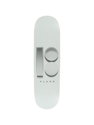 Plan B Team 3D Skateboard Deck 2021