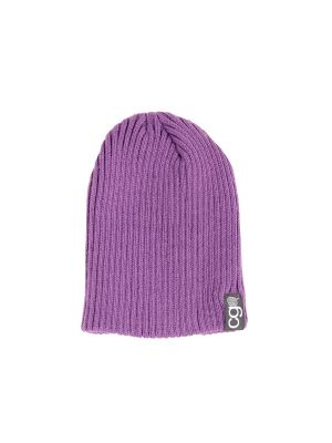 Candy Grind Shortie Beanie, Pastel Purple, One Size