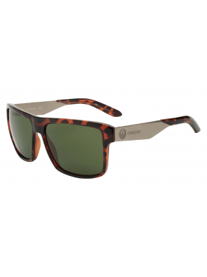 Dragon Space LL Sunglasses (Dark Tortoise/LL G 15)