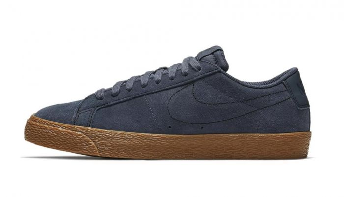 5716c782d3865 Nike SB Zoom Blazer Low Thunder Blue Gum 2018