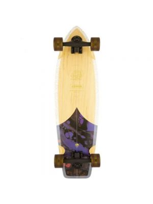 Arbor Rally Groundswell Complete Longboard 2021