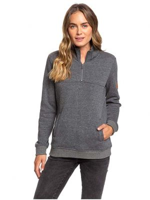 Roxy Womens Supertubes High Neck Half-Zip Fleece 2020