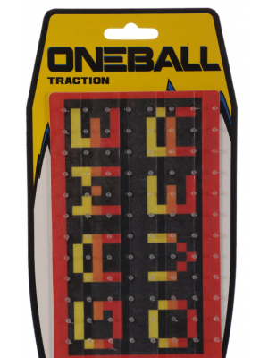 One Ball Jay Game Over Stomp Pad