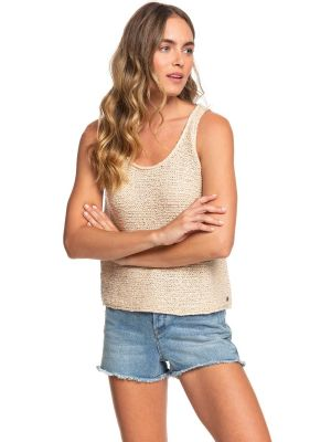 Roxy Women's Army Shades Tank Top Large