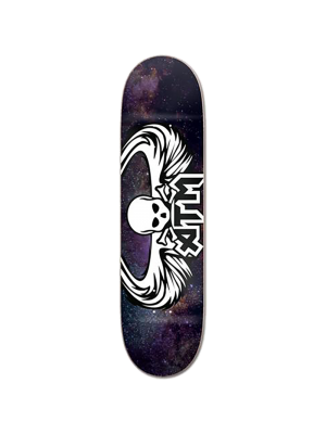 ATM Galaxy Wings Skateboard Deck 2021
