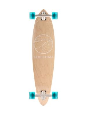 Gold Coast Classic Blond Pintail Longboard 2021