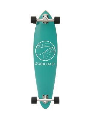 Gold Coast Classic Turquoise Pintail Longboard 2021