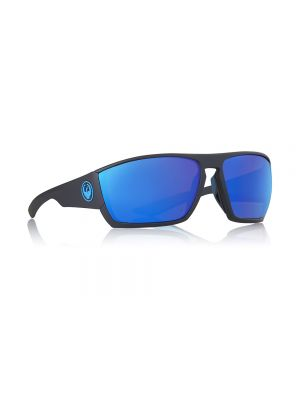Dragon Cutback Matte Black H2O/Blue Ion Polarized 2018