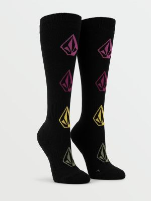 Volcom Junior's Sherwood Medium Weight Snow Sock