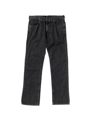 RVCA CLASSICS DENIM PANTS- Black top