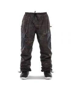 ThirtyTwo Fatigue Snowboard Pants (Camo, Small)