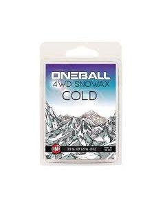 One Ball Jay 4WD MINI COLD 65G SNOW WAX