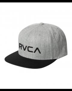 RVCA Twill ll Snapback Hat