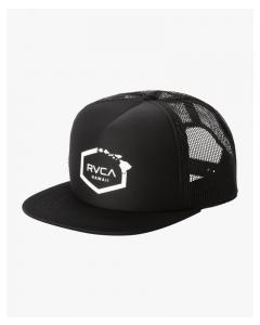 RVCA Hawaii Hex Trucker Hat