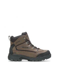 "Wolverine Men's 6"" Spencer Waterproof Hiking Boots"