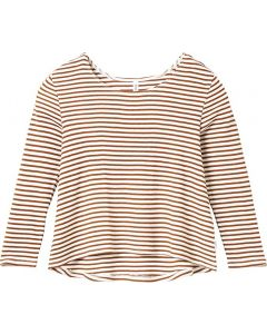RVCA Women's With Ease Bronze Amber Top